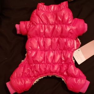 Jackets & Blazers - Teacup Dog/ Puppy Coats 2 piece